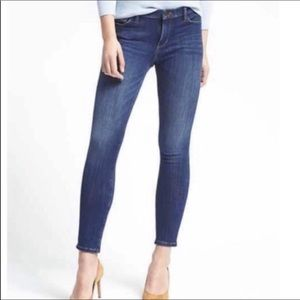 Banana Republic Skinny Fit Jeans Blue Size 14